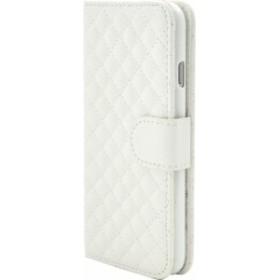 PLATA  iPhone7 / iPhone8 ケース 手帳型 キルティング レザー ケース ポーチ iPhone アイフォン 7 8 カバ