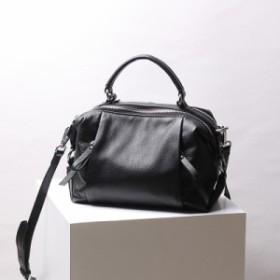 e00fdb3e3ff7 本革 ショルダーバッグ ハンドバッグシンプル 2wayバッグ レザー 通勤 軽量 鞄 牛革 レザーバッグ かばん