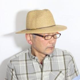 日除け 紫外線対策 ストローハット ユニセックス 春 夏 SCALA 涼しい ワイドブリム 麦わら帽子