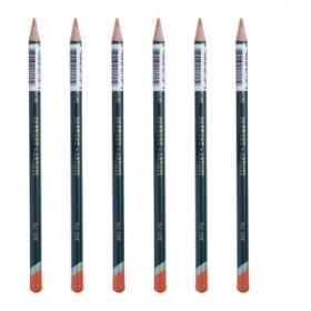 ダーウェント 油性 色鉛筆 アーチスト ラスト 6430 ケース6本 3206430