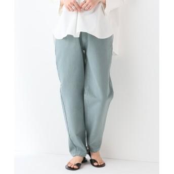 JOURNAL STANDARD relume 【LA APPAREL / ロサンゼルスアパレル】Garment Dye Bull Denim Jean:デニムパンツ グリーン 27