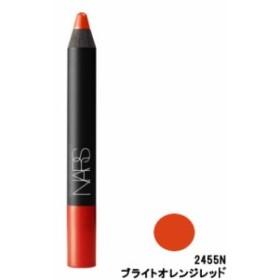 リップ NARS ナーズ ベルベット マット リップペンシル 2455 ブライト オレンジ レッド 2.4g - 定形外送料無料 -