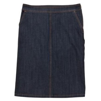 NATURAL BEAUTY BASIC / ナチュラルビューティーベーシック デニムタイトスカート