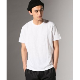 【50%OFF】 ジャーナルスタンダード ALEX MILL / アレックスミル : Standard Slub Cotton Tシャツ メンズ ホワイト L 【JOURNAL STANDARD】 【セール開催中】