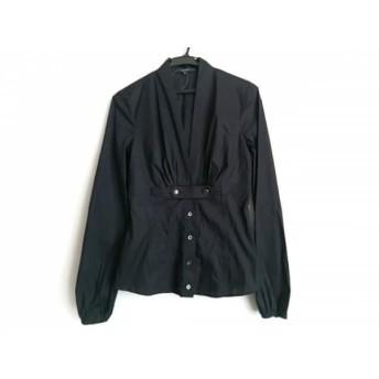 【中古】 グッチ GUCCI ジャケット サイズ38 S レディース 美品 黒