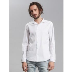 [マルイ] ストレッチワンピースカラーシャツ/5351プール・オム(5351POUR LES HOMMES)