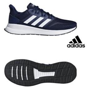 【アディダス】adidas FALCONRUN M ダークブルー/ランニングホワイト/コアブラック ランニングシューズ メンズ 19SS f36201