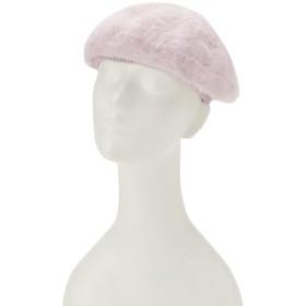 ベレー帽 - OZOC アンゴラ混ベレー帽