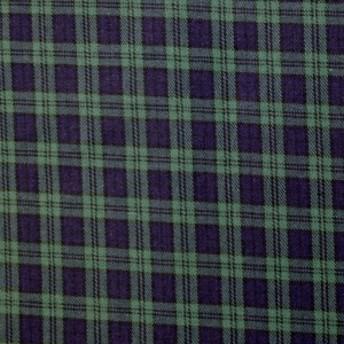 手芸のいとや 生地 広幅 タータンチェック 206 生地幅-約108cm×1m 綿100% 手芸・ハンドメイド用品