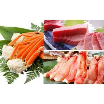 魚市場厳選セットE (5品)計4,300g