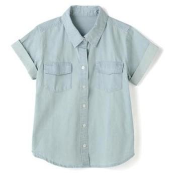 PROPORTION BODY DRESSING / プロポーションボディドレッシング ダンガリーシャツ