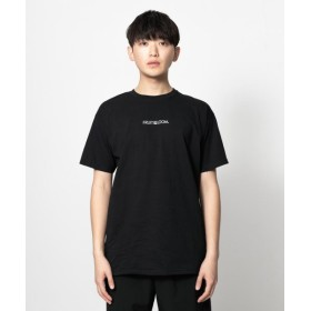 【51%OFF】 センスオブプレイス FRUIT OF THE LOOM ロゴTシャツ メンズ BLACK L 【SENSE OF PLACE】 【セール開催中】