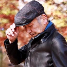 ハンチング 秋 冬 ステットソン ヘリンボーン STETSON チェック柄 ウール素材 帽子 ハンチング帽