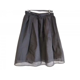 【中古】 オドラント ODORANTES スカート サイズ38 M レディース 黒