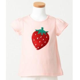 [マルイ]【セール】【KIDS】ミラクルスパンコール フルーツ Tシャツ/エニィファム キッズ(any FAM KIDS)