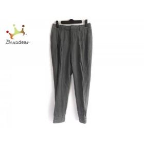 ルシェルブルー LE CIEL BLEU パンツ サイズ38 M レディース グレー   スペシャル特価 20190805