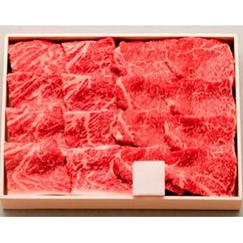 A-4等級以上 松阪牛モモ焼き肉用(400g)