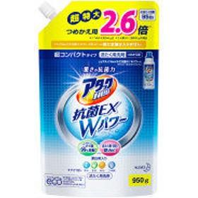 【アウトレット】花王 アタックネオ(Neo)抗菌EX Wパワー 超特大詰替用950g 1個