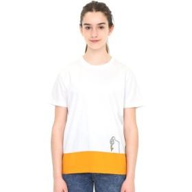 [マルイ]【セール】【ユニセックス】パネルTシャツ/ストローオブタツノオトシゴ/グラニフ(graniph)