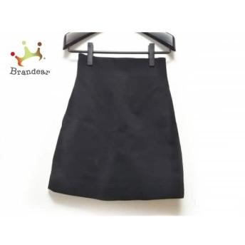 ルシェルブルー LE CIEL BLEU スカート サイズ38 M レディース 美品 黒 スペシャル特価 20190801