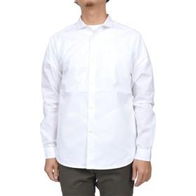 ジェームス&コー JAMES&CO. D.Small Coller Shirt TW-WHT