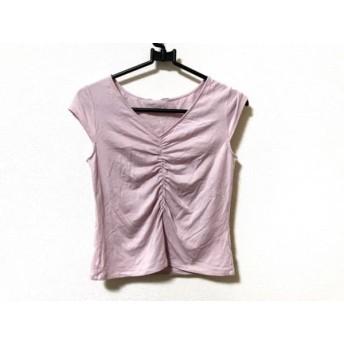 【中古】 マーレンダム MARLENEDAM 半袖Tシャツ サイズ40 M レディース ピンク
