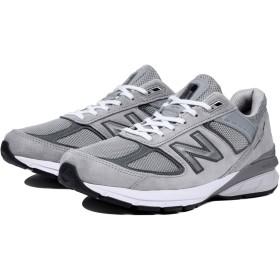 (NB公式)【ログイン購入で最大8%ポイント還元】 メンズ M990 GL5 (グレー) スニーカー シューズ(Made in USA/UK) 靴 ニューバランス newbalance