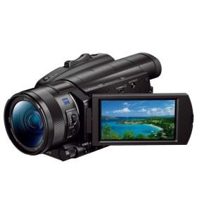 【訳アリ・メーカーリフレッシュ品】4Kビデオカメラ FDR-AX700/SONY