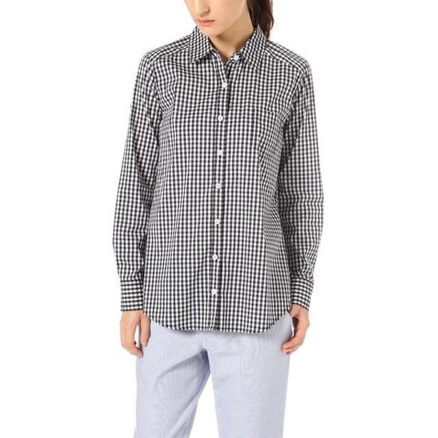NATURAL BEAUTY BASIC / ナチュラルビューティーベーシック ギンガムチェックシャツ