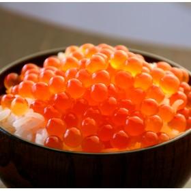 いくら醤油漬(鮭卵)(500g)