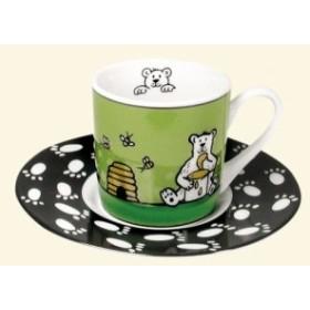 KONITZ Animal Stories Bear エスプレッソC/S 115 053 0862新品