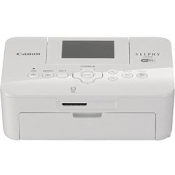 新品 Canon コンパクトフォトプリンター SELPHY CP910 WH ホワイト 在庫限り