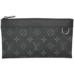 eaf339bba9a4 LOUIS VUITTON ルイヴィトン モノグラム・エクリプス ポシェット・ディスカバリー PM M44323