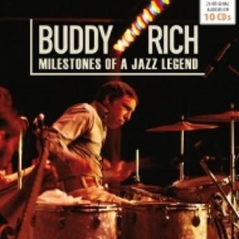 Buddy Rich/Milestones Of A Jazz Legend