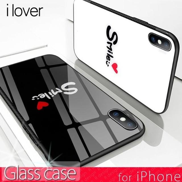 アイフォン8 ケース iPhoneX iPhone8 iPhone7 ケース アイフォンX ガラス おしゃれ カップル ペア アイフォン8ケース スマホケース iPhoneケース
