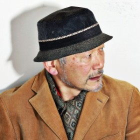 ダックス ハット 秋冬 帽子 大きいサイズ サファリハット DAKS コーデュロイ DUCA VISCONTI DI MODERONE