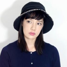 ダウンハット 日本製 DAKS 帽子 上品 秋 ハット レディース ダックス ポリエステルポプリン 帽子