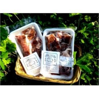 脊振ジビエ 大容量 鍋物・カレー用イノシシ肉 約1,000g
