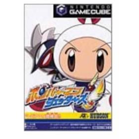 ボンバーマンジェッターズ[DOLPGJBJ](Gamecube)