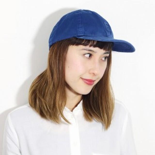 キャップ 帽子 THE FACTORY MADE 春夏 染めキャップ レディース ザ ファクトリー メイド キャップ メ
