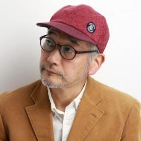キャップ メンズ sicacova 帽子 秋冬 シナコバ 野球帽 紳士 大きいサイズあり チェック ビエラ起