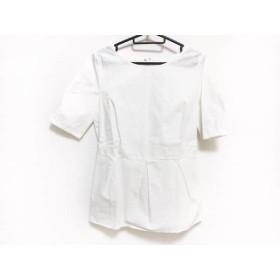 【中古】 ビームス BEAMS チュニック サイズ36 S レディース 美品 白 Demi-Luxe