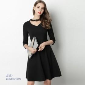 ヘップバーンリトルブラックドレス 新春衣服 2009