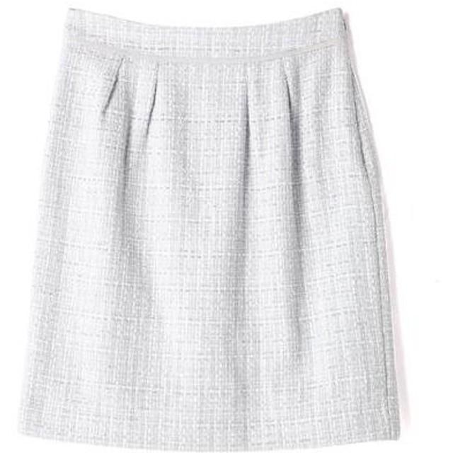 PROPORTION BODY DRESSING / プロポーションボディドレッシング  ファンシースラブツイードスカート