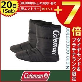 Coleman コールマン アウトドアスリッパ ブラック/L  2000031093 キャンプ用品