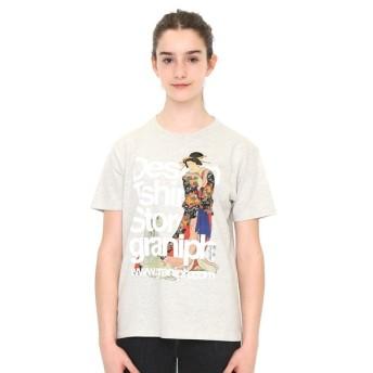 [マルイ] 【ユニセックス】コラボレーションTシャツ/タテロゴ妲妃の於百(月岡芳年)/グラニフ(graniph)