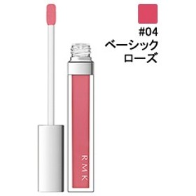 RMK (ルミコ) RMK RMK カラーリップグロス #04 ベーシックローズ 5.5g 化粧品 コスメ RMK COLOR LIP GLOSS 04