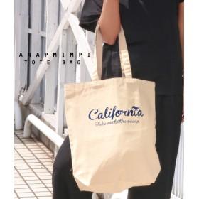 【セール開催中】ANAP(アナップ)californiaプリントトートバッグ