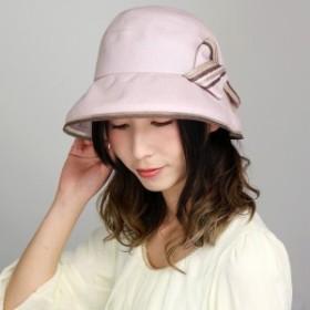 婦人 アイテム ハット セーラー 帽子 レディース UVカット帽子 つば広 春夏 日よけ リボン 綿麻