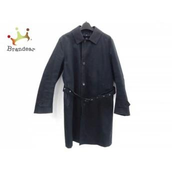 トゥモローランド TOMORROWLAND コート サイズ48 XL メンズ ダークネイビー 冬物 新着 20190416